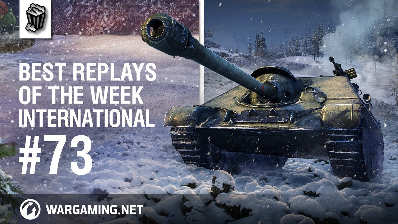 World of Tanks – Best Replays of the Week International #73