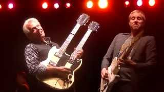 Don Felder-Hotel California live in Milwaukee, WI 8-22-15