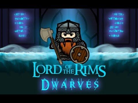 Lord Of The Rims - A Rimworld Mod Showcase!