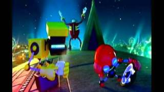 Sonic Colors - Nintendo Wii Opening