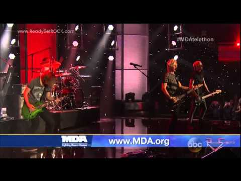 R5 - (I Can't) Forget About You - MDA Telethon 2014 [HD]