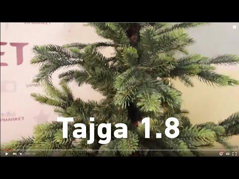Новогодняя елка Тайга , Tajga. Искусственные елки. Новогодняя елка