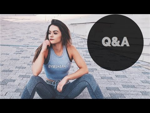HOW TO BE A LEAN & MUSCULAR VEGAN? AM I COMPETING? // Q&A