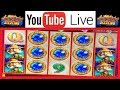 I HIT HUGE! BIG WIN Free Games $5 BET BONUS on TEMPLE of RICHES Casino Slot Machine BABY JACKPOT!