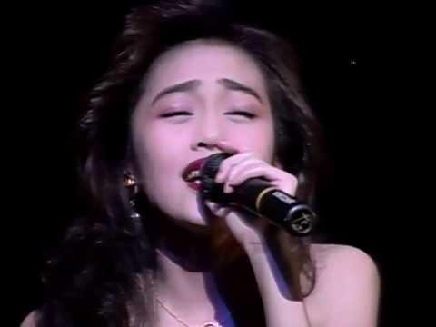 工藤静香LIVE1989「恋一夜」「Honey」「パッセージ」