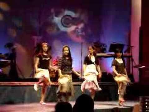 Tambourine Dance - YouTube