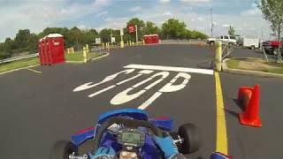 Racing Ron 2018 Al Holbert event making flat spots