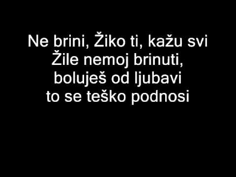 Bajaga - Život je nekad siv, nekad žut (with lyrics)