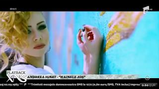 Andreea Ignat - ,,Hainele Jos - ,,Xtra Night Show