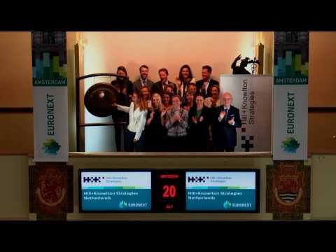 Hill+Knowlton Strategies Nederland wint internationale communicatieprijs voor Takeaway.com beursgang