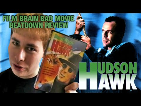 Bad Movie Beatdown: Hudson Hawk (REVIEW)