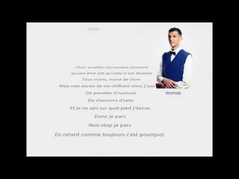 ►Je cours - Stromae - Cheese (Paroles)