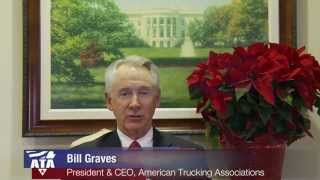 Holiday Message from ATA President & CEO Bill Graves