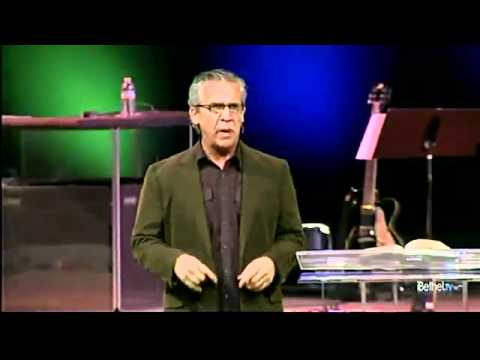 Bill Johnson - God in Control or in Charge