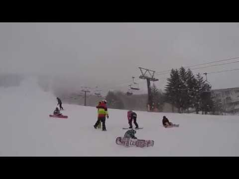 Life of a Beginner [Learn how to Ski & Snowboard] | Tokyo Gaijins