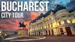 Bucharest Romania City Tour One Month Compilation