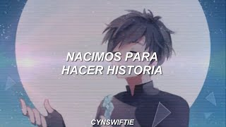 History Maker - Amalee // Traducida al Español // Yuri!!! On Ice
