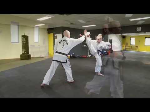 Open Dutch ITF Taekwondo - ft. Maartje Gubbels