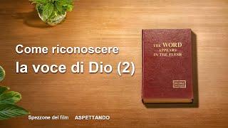 Aspettando il filmato – Come possiamo distinguere la voce di Dio (2)