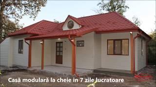 Casa modulara din containere ologeni prahova