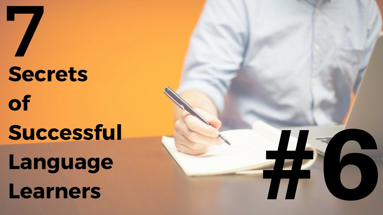 Language Learning - 7 Secrets of Success: #5 Get The Tools