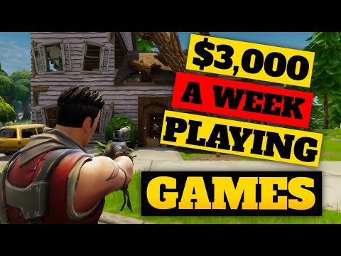 How To Make Money Playing Video Games 🔥🔥🔥