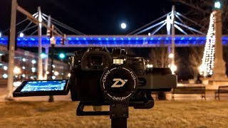 Zhiyun Crane Plus Hands on with Test Footage (2018 Newest Version)