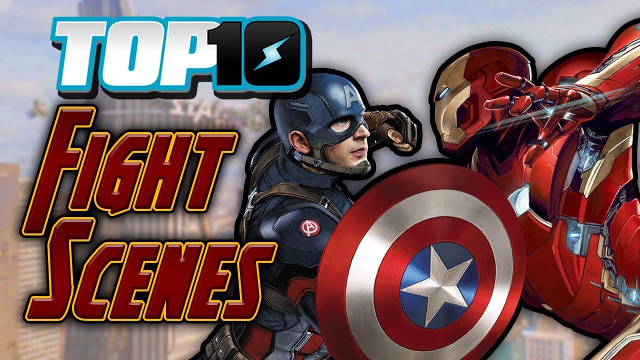 top 10 superhero fight scenes from movies youtube