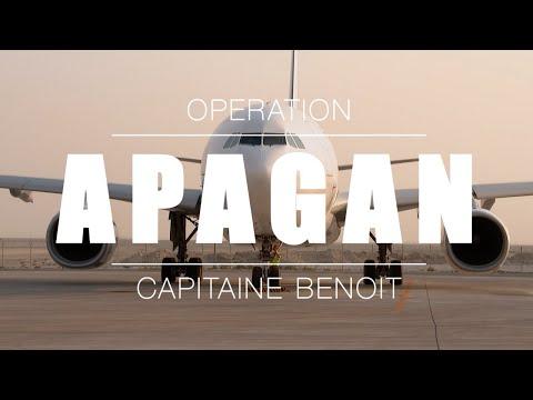 Opération APAGAN -  Pilote sur A330 à l'Esterel (épisode 9)