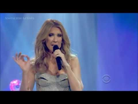 The Greatest... - Celine Dion (live)