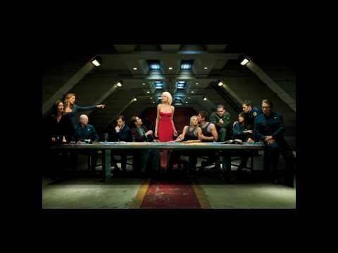 Battlestar Galactica is listed (or ranked) 11 on the list The Best TV Theme Songs of All Time