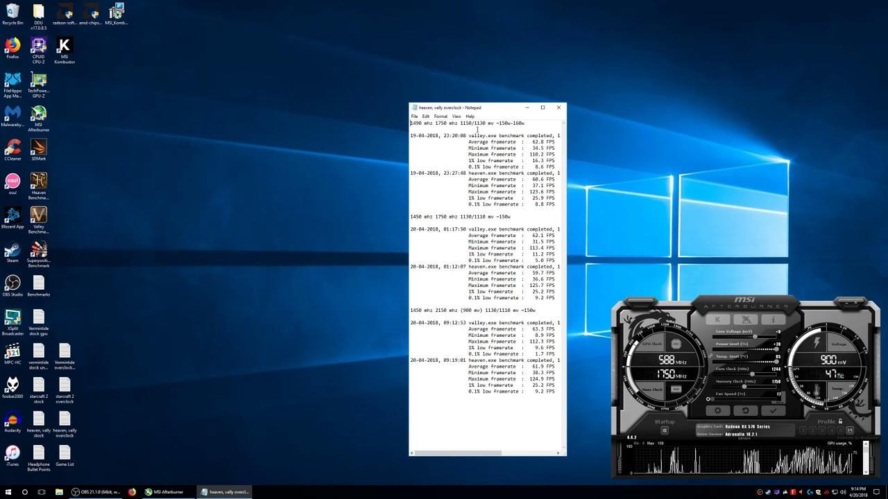 GPU Overclocking Guide (MSI Afterburner)
