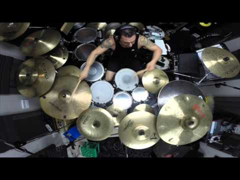 Don't Damn Me - Drums by Harry Christodoulou