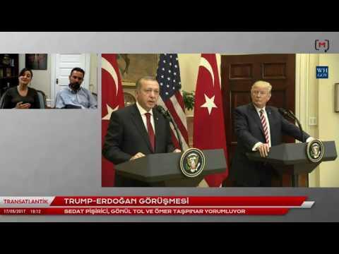 Transatlantik: Trump-Erdoğan Görüşmesi Sedat Pişirici, Gönül Tol ve Ömer Taşpınar ile