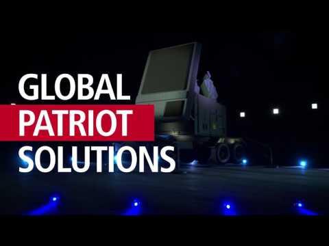 Patriot GaN-Based AESA 360° Radar