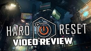 Hard Reset PC Game Review