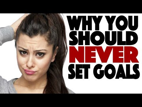 Download Youtube: DON'T SET GOALS, DO THIS! - Setting Goals vs Implementing Systems