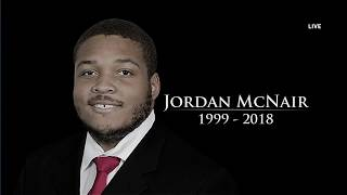 Maryland Press Conference Regarding the Passing of Jordan McNair