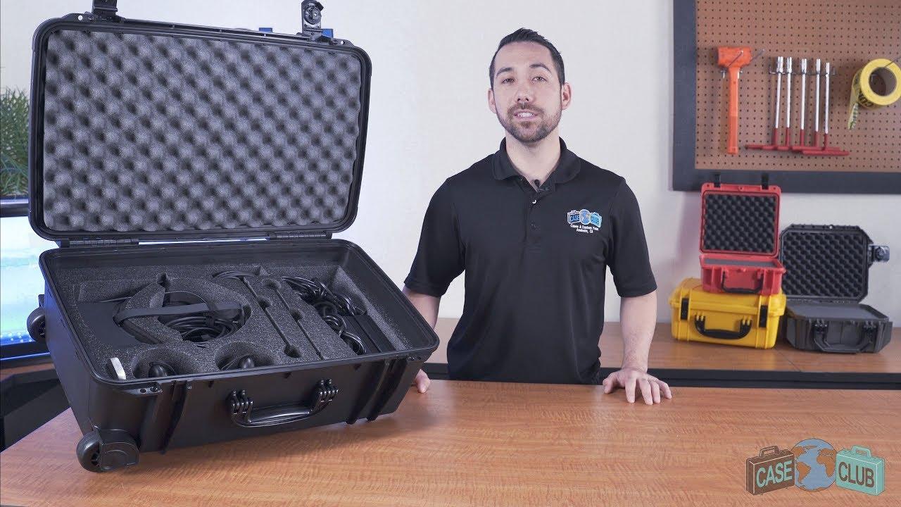 Case Club Oculus Rift Case - Overview - Video