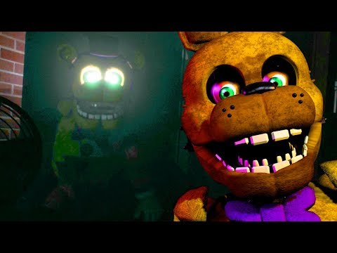 DO NOT LET SPRING BONNIE SEE YOU MOVE..   Final Nights 4 EARLY DEMO GAMEPLAY (FREE ROAM FNAF)