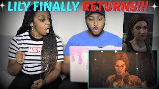 The Walking Dead The Final Season Episode Two Trailer REACTION!!