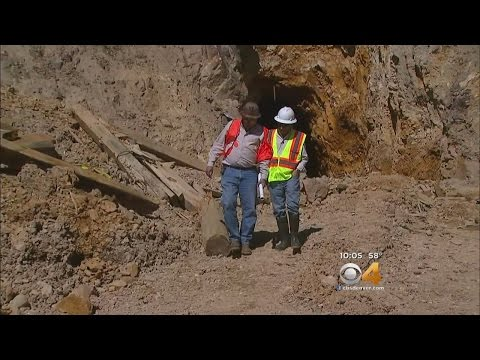 A Tour Of The Gold King Mine After Animas River Spill