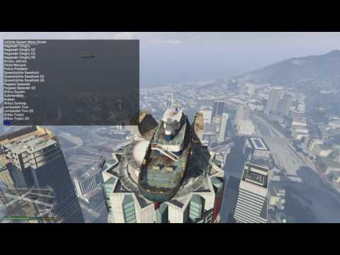 GTA5 pc mods, crazy chimps, hot hookers and naked people part 2