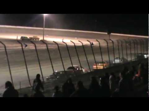 Clay County Speedway Hornet Feature (part2) 04/06/2013