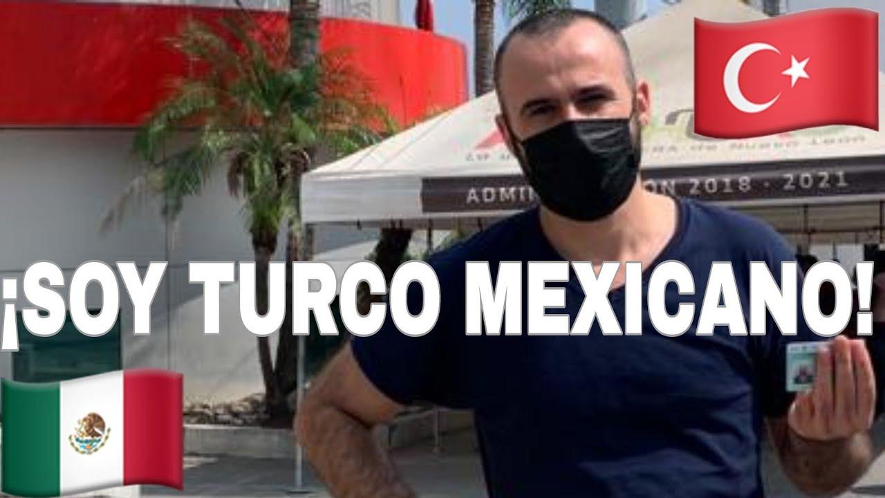 ¡MI ESPOSO TURCO🇹🇷 OBTUVO LA RESIDENCIA MEXICANA! (Permanente)   Una Mexicana y un Turco