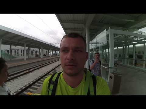 Путешествие по Китаю #14: ЖД вокзал Чанчуня, гостиница Хуньчуня