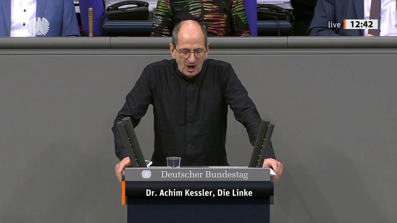 Rede: Gesundheitsminister stellt Pharmainteressen über Menschenleben