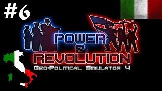 Geopolitical Simulator 4 P&R Italia #6