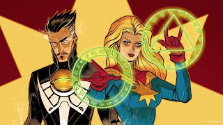 Captain Strange? Doctor Marvel? Heroes Swap Bodies in WAR OF THE REALMS!