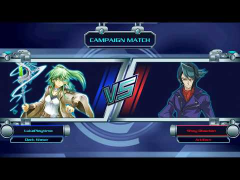Yu-Gi-Oh! Duel Generation Gameplay - Campaign Stage 19-5 VS Shay Obsidian - Artifact Deck